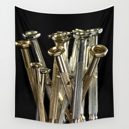 Bouquet of Tiny Screwdrivers Wall Tapestry