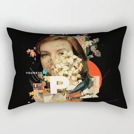 YOUREYES Rectangular Pillow