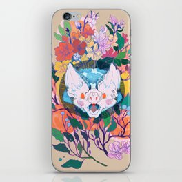 Morte anxiety iPhone Skin