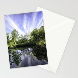 Hatfield Forest Lake England Essex Summer Stationery Cards