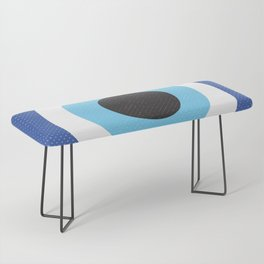 Evi Eye Symbol Bench