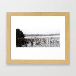 Christmas Morning Beaverdam Framed Art Print