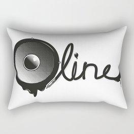 Bassline Rectangular Pillow