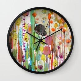 les moments  Wall Clock