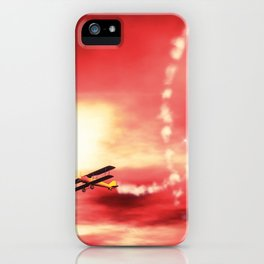 Demonstration of Love iPhone Case