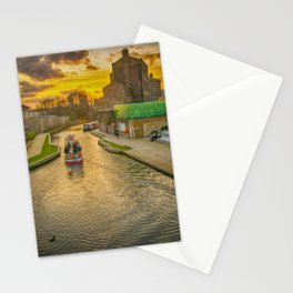 Regents Park Canal London Stationery Cards