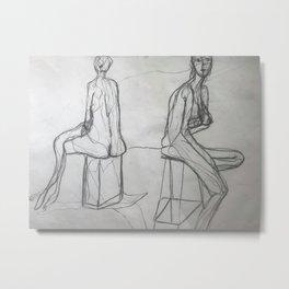 The Women | Metal Print