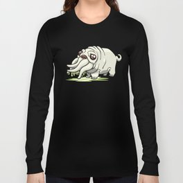 Pugthulhu Long Sleeve T-shirt