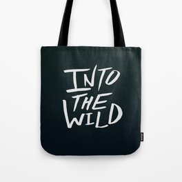 Into the Wild x BW Tote Bag