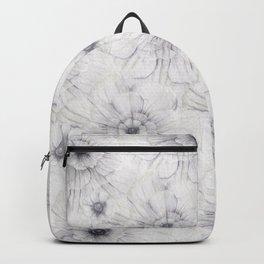White on White on White Backpack