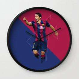 Suarez7 Wall Clock