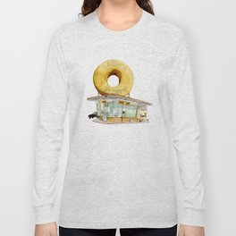 Randy's Donuts Long Sleeve T-shirt