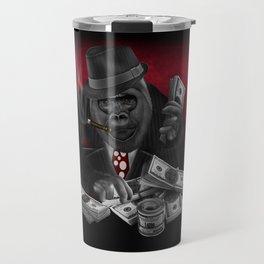 Mafia Of The Ape Travel Mug
