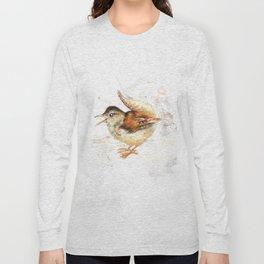 The small wren Long Sleeve T-shirt