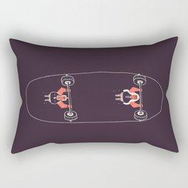Heavyweight Skateboarding Rectangular Pillow