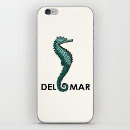 Caballito del Mar iPhone Skin