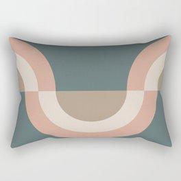 Contemporary Composition 33 Rectangular Pillow