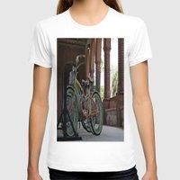 bikes T-shirts featuring Bikes by Photaugraffiti