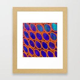 Screen II Framed Art Print