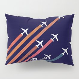 Aerial acrobat Pillow Sham