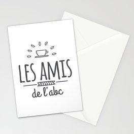 Les Amis de L'ABC Stationery Cards