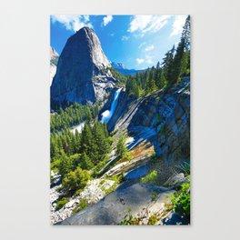 Yosemite Spring Thaw Canvas Print
