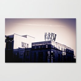 Arts on Broad Canvas Print