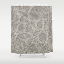 Organic Knot Shower Curtain