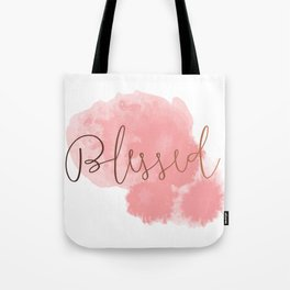 Blessed #society6 #decor #buyart Tote Bag