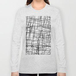 Mind Map Long Sleeve T-shirt