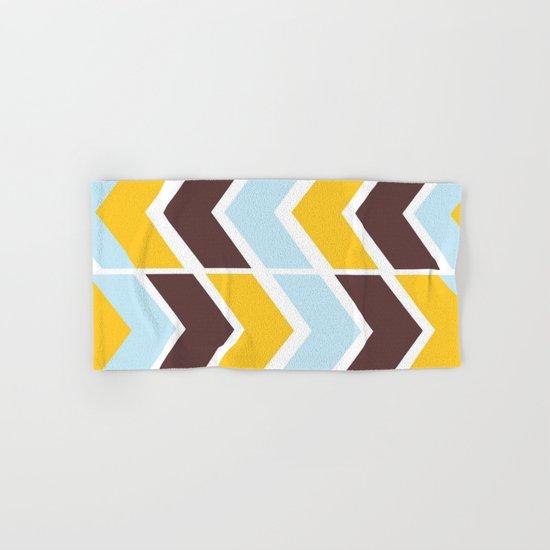 tribal pattern Hand & Bath Towel