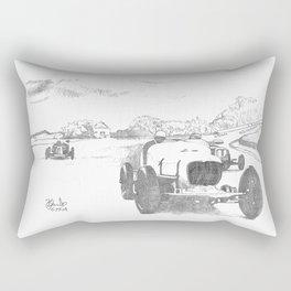 The Finish Rectangular Pillow