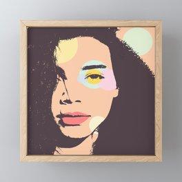 Seduce me Framed Mini Art Print