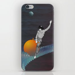 Cosmic Voyage iPhone Skin