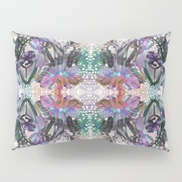 Psychedelic Positive Notes Pillow Sham