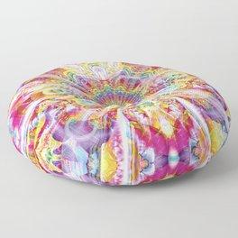 Psychedelic Soiree Floor Pillow