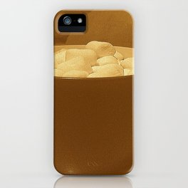 Pumpkin and Cocoa iPhone Case