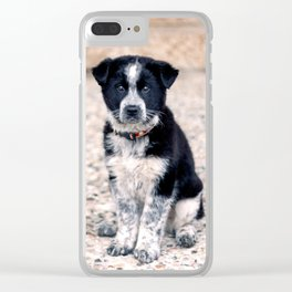 Theo Sit Stay Clear iPhone Case