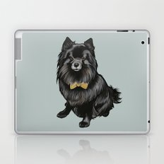 Ozzy the Pomeranian Mix Laptop & iPad Skin