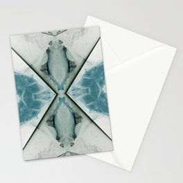 Icy Morn Stationery Cards