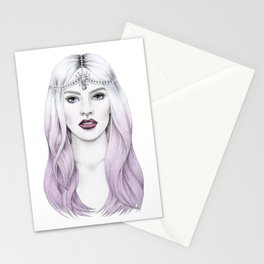 The White Goddess Stationery Cards