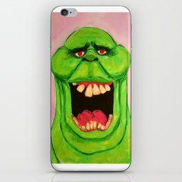 Get Ghost iPhone Skin