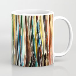 Rare grooves vinyl collection Coffee Mug