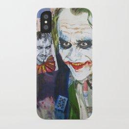 Jokes on You (JOKER) iPhone Case