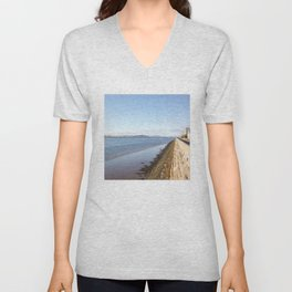 The River Tay Dundee 1 Unisex V-Neck