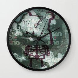 SHANHAIJING-BreadBear-HAI(special DARKSIDE) part ii Wall Clock