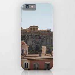 Acropolis, Athens, Greece iPhone Case
