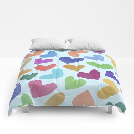 Lovely Pattern III Comforters