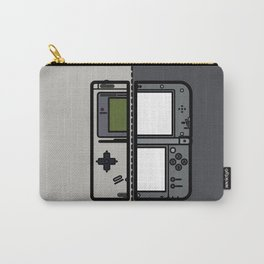 Old & New Nintendo Handheld Consoles Carry-All Pouch