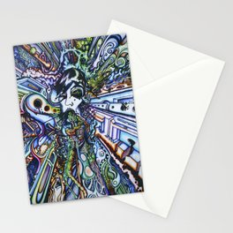 Transcendental Diffuse Stationery Cards